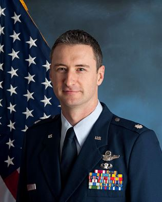 Reserve test pilot earns AFA President's Award