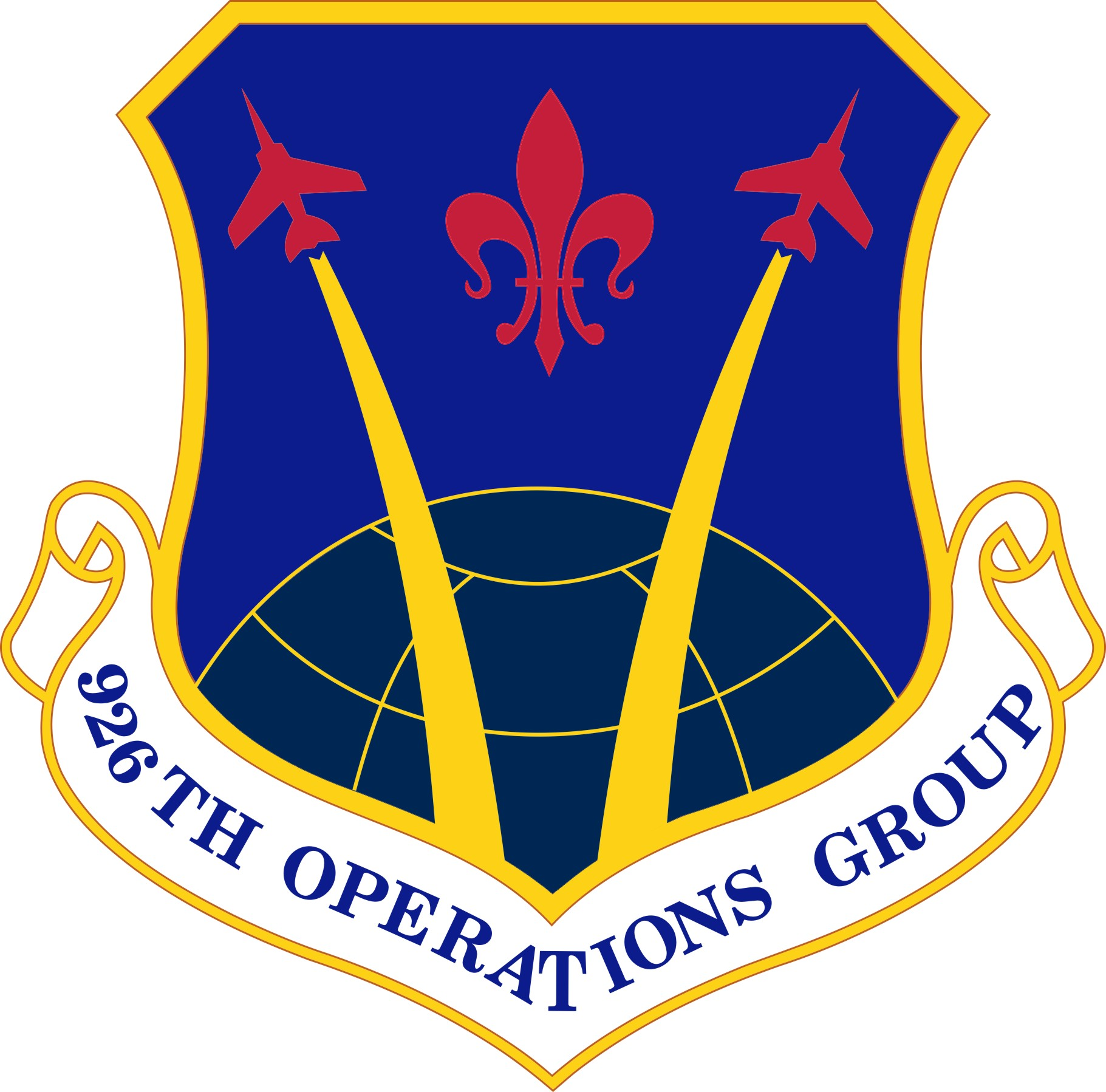 926th Operations Group patch