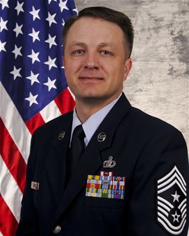 CMSgt James Loper